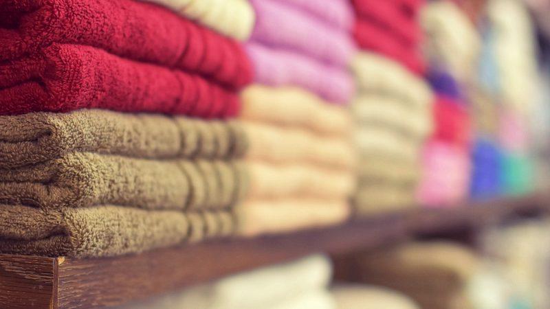 Je handdoeken onderhouden