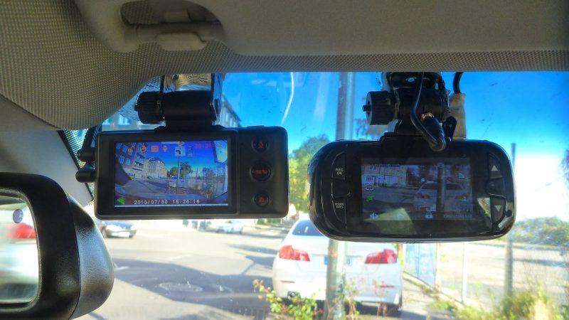 Een dashcam in je auto niet alleen goed voor leuke video's