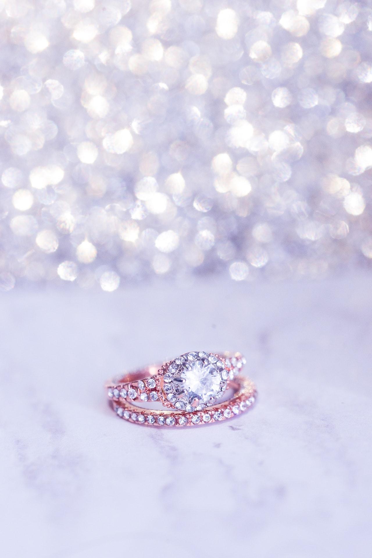 Keuzes voor gouden trouwringen