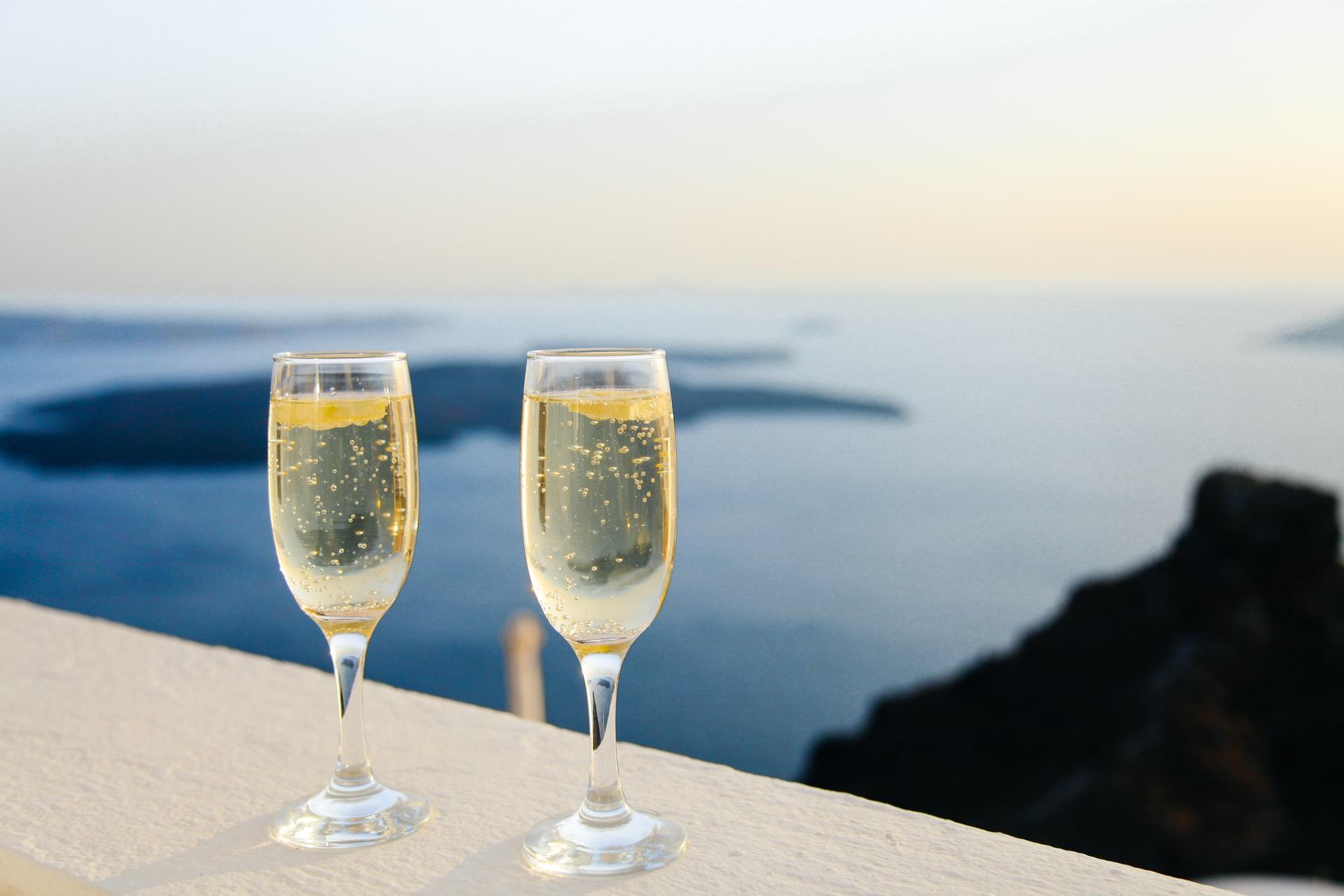 Enkele goede redenen om champagne te drinken