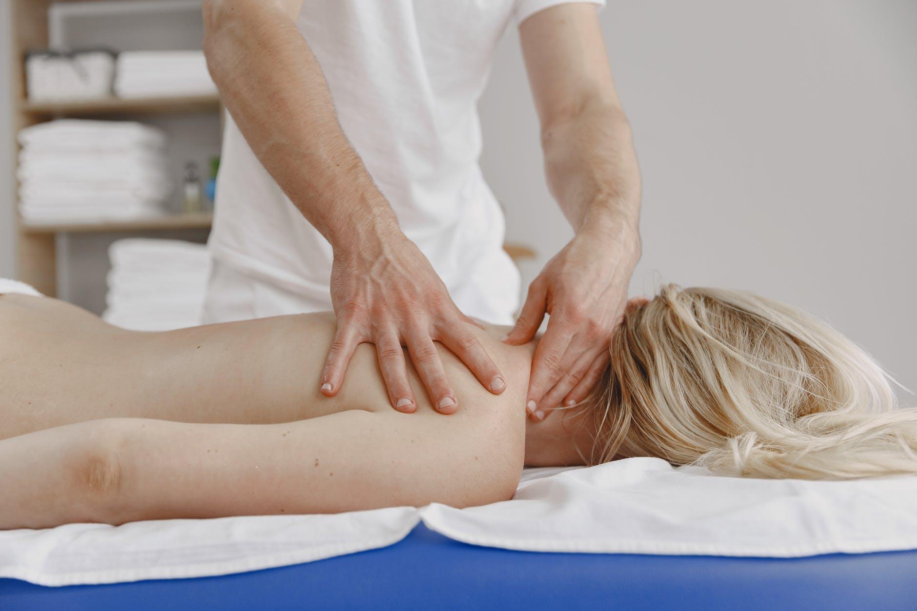 Iedere dag een massage met een massagestoel